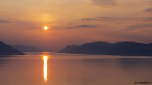 Himmelsk ved Altafjorden