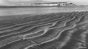 Linjer i sanden